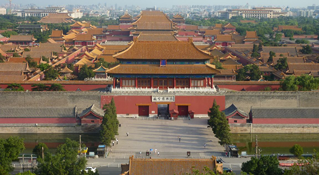 Google se queda fuera de la muralla china virtual.