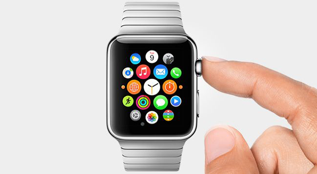 Apple inaugura la tienda de aplicaciones de Apple Watch.