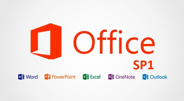Primer Service Pack de Office 2013